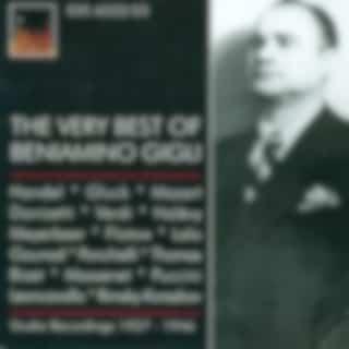 Opera Arias (Tenor): Gigli, Beniamino (The Very Best of Beniamino Gigli) (1927-1946) (Salvatore Cammarano - Gaetano Donizetti - Francesco Maria Piave)