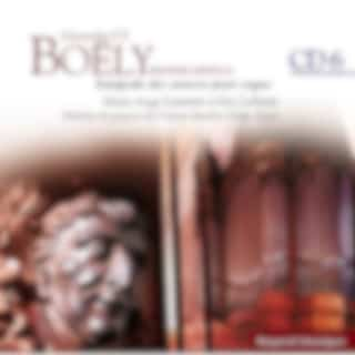 Boëly : Pange Lingua : Les Douze Pièces avec pédale obligée opus 18 Grands Solennels - Vol.6