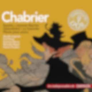 Chabrier : España, Bourrée fantasque, La sulamite...