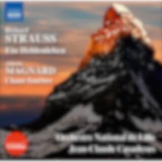 R. Strauss: Ein Heldenleben - Magnard: Chant funèbre