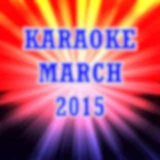Karaoke March 2015