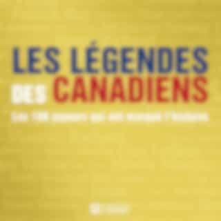 Les légendes du Canadien... en musique
