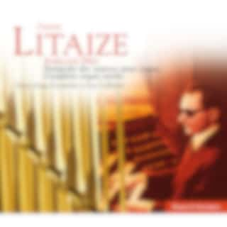 Litaize: Jubilate Deo, Intégrale des oeuvres d'orgue (The Complete Organ Works)