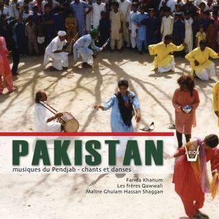 Pakistan: Musics from punjab province