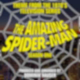 """Main Title: Season 1 (From """"The Amazing Spider-Man"""")"""
