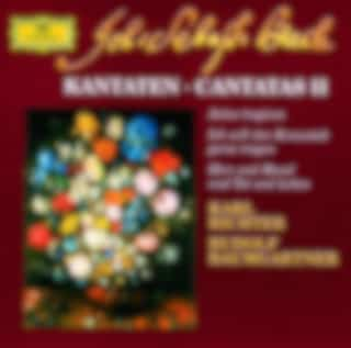 Bach: Cantatas II
