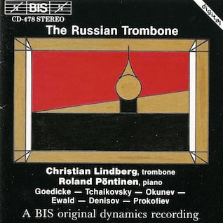 LINDBERG, Christian: Russian Trombone (The)