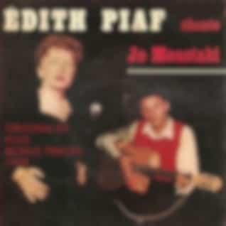 Édith piaf chante Georgis Moustaki (Original ep plus bonus tracks 1958)