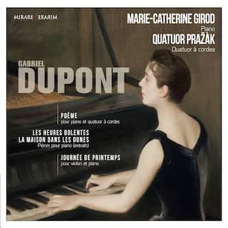 Gabriel Dupont : Poème - Journée de printemps - Les Heures dolentes - La Maison dans les dunes