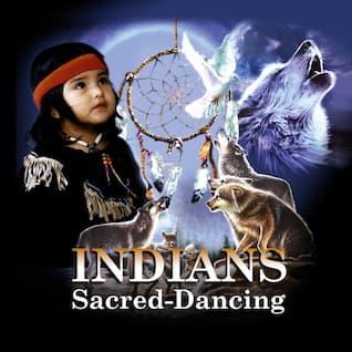 Indians Sacred Dancing (Ecosound Musica Indiana Andina)