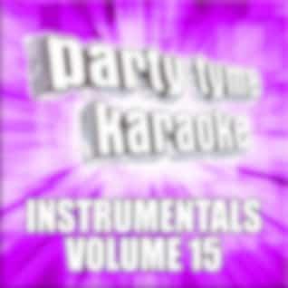 Party Tyme Karaoke - Instrumentals 15