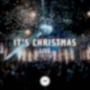 It's Christmas (Live)