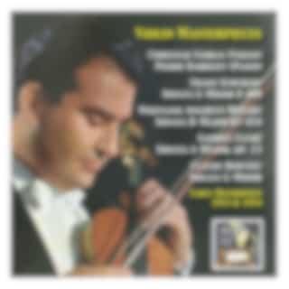 Violin Masterpieces Vol.1:  Christian Ferras  (Early Recordings 1953 & 1954) Schubert, Mozart, Fauré & Debussy