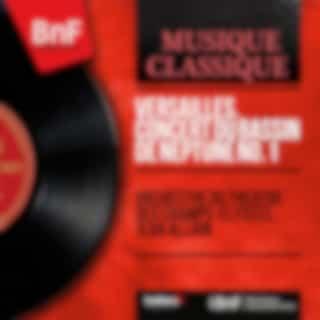 Versailles. Concert du bassin de Neptune No. 1 (Mono Version)
