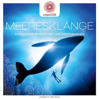 entspanntSEIN - Meeresklänge (Entspannende Musik mit Wal- und Delphingesängen)