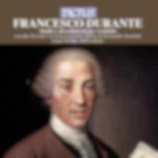 Durante: Studii e divertimenti per cembalo con due Toccate e le Variazioni sulla Follia di Alessandro Scarlatti
