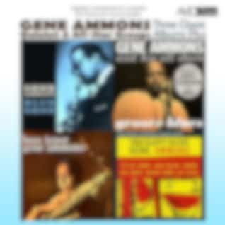 Three Classic Albums Plus (Groove Blues / Boss Tenor / Blue Gene) (Digitally Remastered)