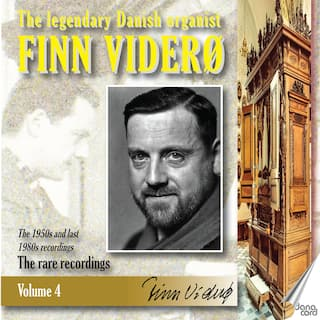 Finn Viderø - The legendary Danish organist, Vol. 4