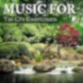 Music for Tai Chi Exercises - Relaxing Instrumental Music for Deep Meditation Journey