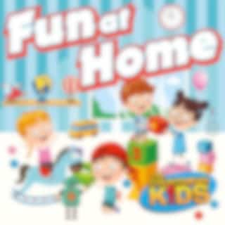 Fun at Home: 20 Playful Songs For Indoors