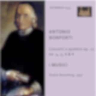 Bonporti: Concerti, Op.11 Nos. 4, 5, 6 & 8