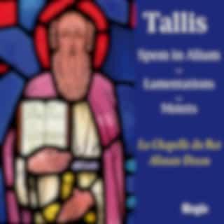 Tallis Spem in Alium