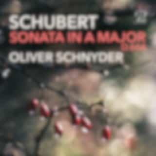 Piano Sonata in A major, D.664