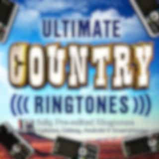 Ultimate Country Ringtone Album - 40 Fully Pre-Edited Ringtones - Perfect for Android, Samsung, Lg, Windows & Smartphones