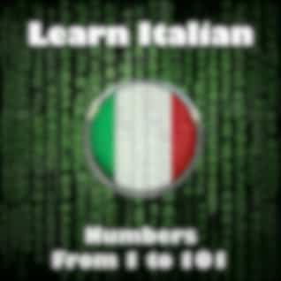 Learn Italian: Numbers from 1 to 101
