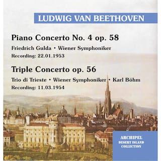 Beethoven: Piano Concertos, Opp. 56 & 58 (Live)