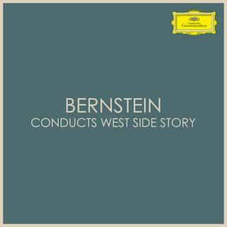 Bernstein conducts West Side Story
