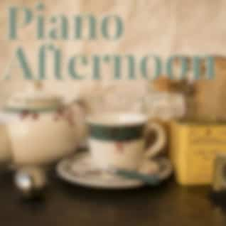 Piano Afternoon - English Tea Time Piano BGM for Cafe