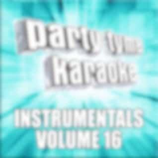Party Tyme Karaoke - Instrumentals 16