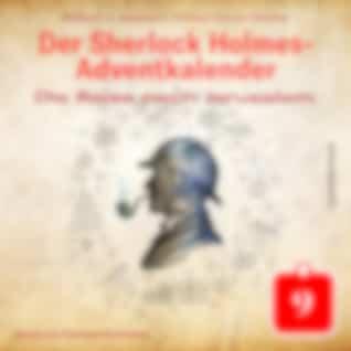 Die Reise nach Jerusalem - Der Sherlock Holmes-Adventkalender, Tag 9 (Ungekürzt)