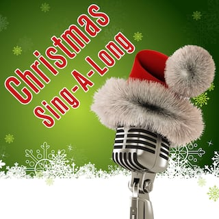 Christmas Sing-a-Long: Karaoke Versions of Holiday Classics Like Jingle Bell Rock, Winter Wonderland, Feliz Navidad, Holly Jolly Christmas, Deck the Halls, Santa Claus Is Coming to Town, And More