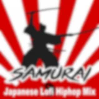 Samurai ☯ Japanese Lofi Hiphop Mix & DJ Mix (The Best and Most Rated Lofi Hip Hop and Chill, Trap & Bass Japanese Type Beats Mix)