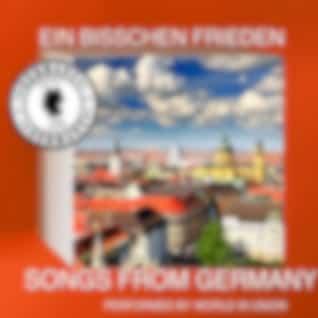 Ein Bisschen Frieden: Songs from Germany