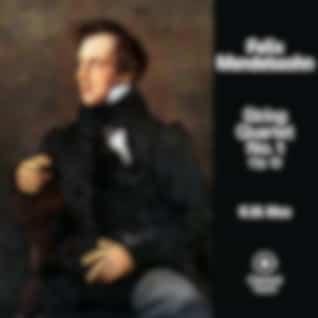 Mendelssohn: String Quartet No. 1, Op. 12