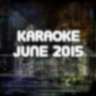 Karaoke June 2015