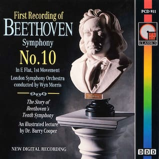 Beethoven: Symphony No.10 In E-Flat, I. / The Story Of Beethoven's Tenth Symphony