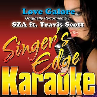 Love Galore (Originally Performed by Sza & Travis Scott) [Karaoke Version]