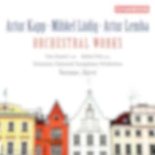 Estonian Orchestral Works