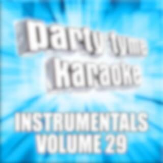 Party Tyme Karaoke - Instrumentals 29