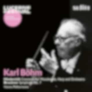 Karl Böhm conducts Hindemith & Bruckner (Live)
