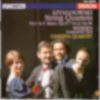 "Szymanowski: String Quartets - Webern: ""Langsamer Satz"""