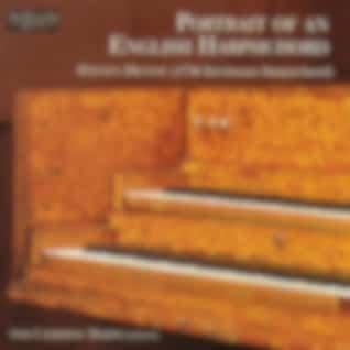 Portrait of an English Harpsichord