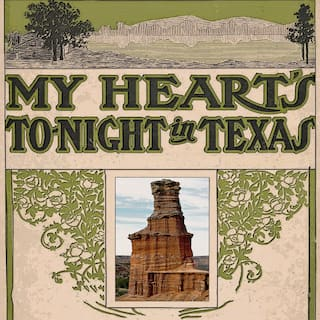 My Heart's to Night in Texas