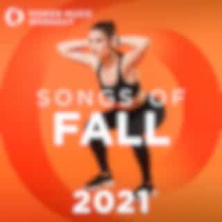 Songs of Fall 2021 (Nonstop Workout Mix 127-139 BPM)