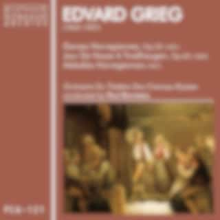 Grieg: Norwegian Dances and Melodies