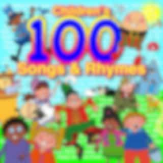 100 Children's Songs & Rhymes